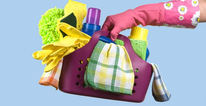 Trucchi per fare le pulizie di casa in modo economico e facile - Come riscaldare casa in modo economico ...